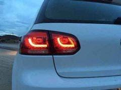 LED achterlicht unit Red Clear V2