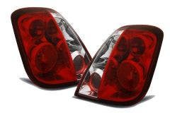 LED-koplamp-units-FIAT-500-Red-White