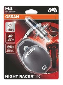 Osram Night Racer 110 H4 64193NR1-02B set