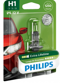 Philips Longlife EcoVision H1 Blister