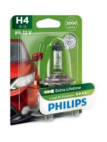 Philips Longlife EcoVision H4 12342LLECOB1 Blister