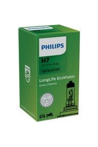 Philips Longlife EcoVision H7 12972LLECOC1 Blister