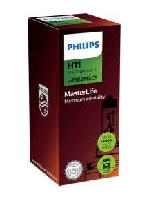 Philips Masterlife Blister 24V H11