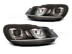 VW-Golf-6-U-Type-Black-Chrome-LED-Unit