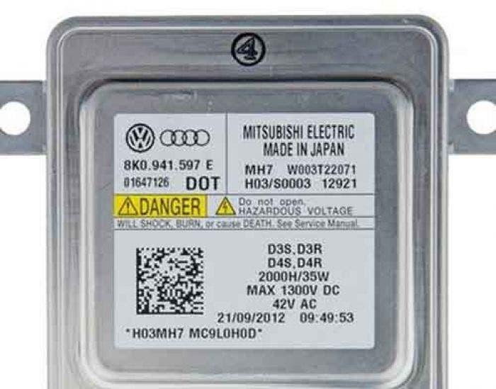 Mitsubishi Audi/VW Ballast