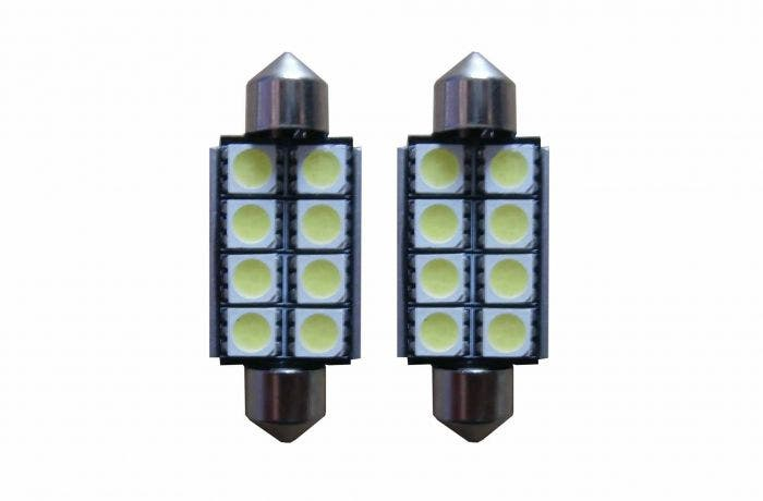 Canbus-8-SMD LED-binnenverlichting-41mm