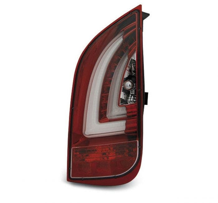 LED-achterlicht-units-VW-UP-Skoda-Citigo -Red-White