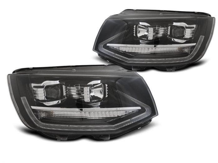 LED-koplamp-unit-VW-T6-Black-edition-LED-DRL