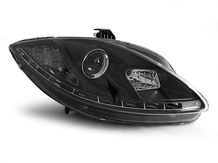 LED-koplamp-units-Seat-Leon-Altea-Toledo-Black