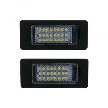 LED kenteken units