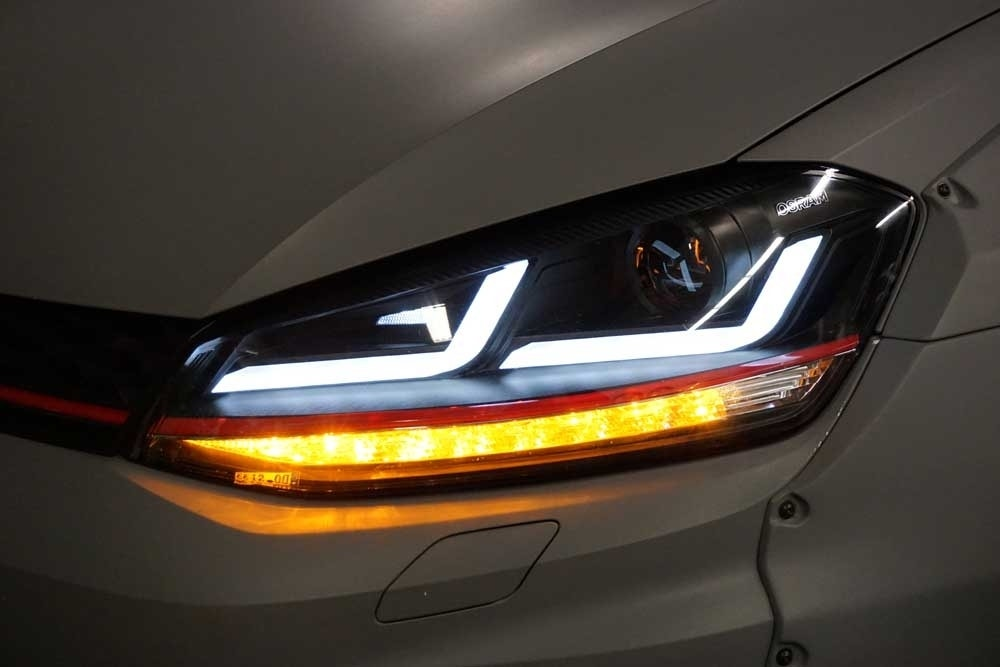 Golf 6 koplamp