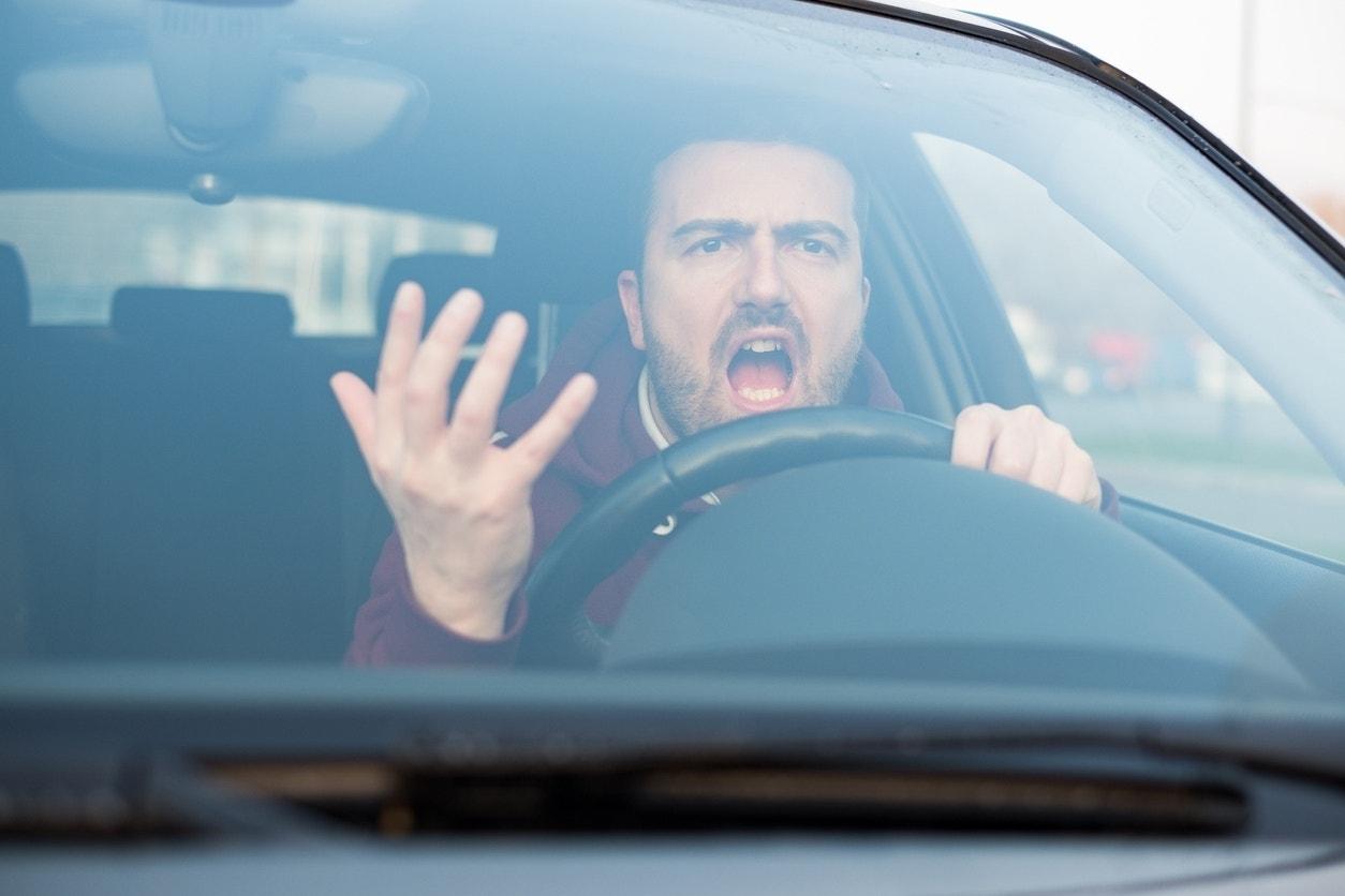 Ergernissen verkeer door autoverlichting